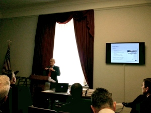 Georgia Tech's Dr. Henrik Christensen introduces the 2013 edition of the U.S. Robotics Roadmap.